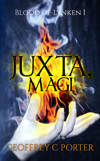 Juxta, Magi Book Cover